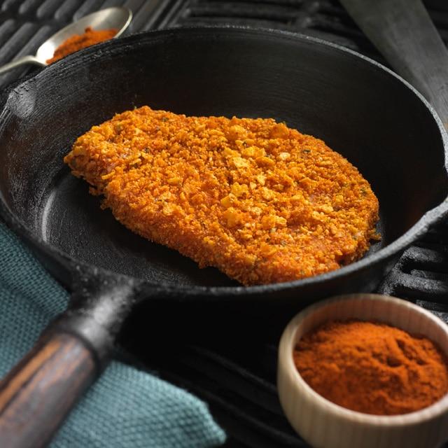 Paprika Cornflake Meat Crumb