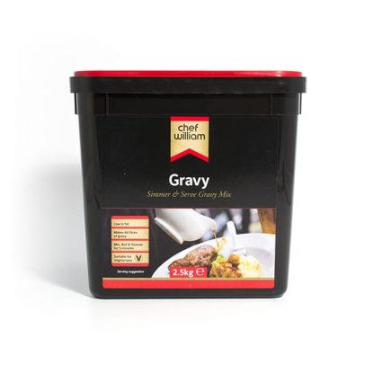 Chef William Tasty Gravy Mix