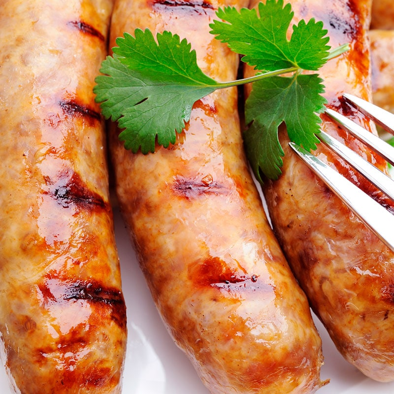 Newly Weds Products: Newly Weds Foods Phoenix Gold Pork Wholesale Sausage