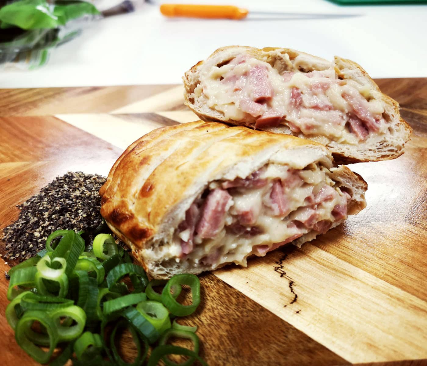 Vintners Chicken and Bacon Pies