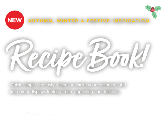 Homepage Banner Recipe Book